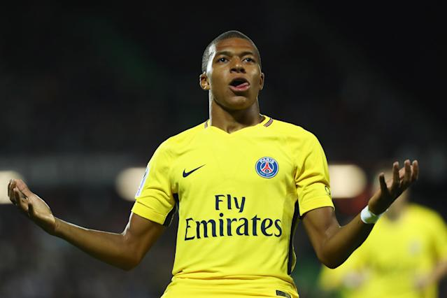 <p><strong>Kylian Mbappe</strong><br><strong> 2017:</strong> Monaco to PSG for £100m </p>