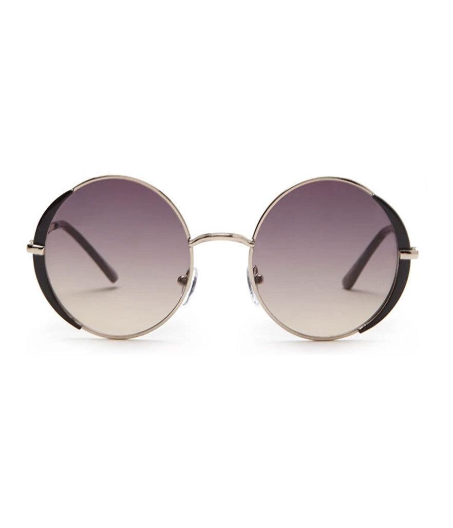 """<p>Forever 21 Roung Frame Sunglasses, $8, <a href=""""http://www.forever21.com/Product/Product.aspx?BR=f21&Category=acc_glasses&ProductID=1000154906&VariantID="""" rel=""""nofollow noopener"""" target=""""_blank"""" data-ylk=""""slk:forever21.com"""" class=""""link rapid-noclick-resp"""">forever21.com</a></p>"""