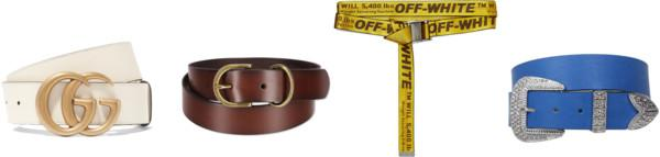 MFW FW18 Trend Guide: Belts