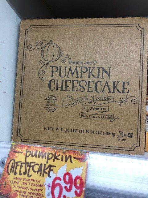 <p>This frozen treat is an excellent last-minute Thanksgiving Day add.</p>