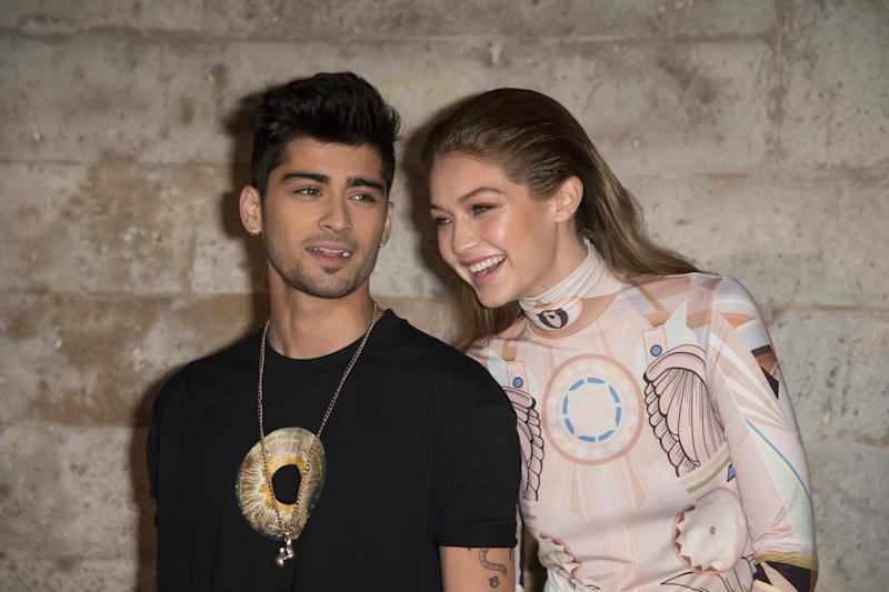 Gigi Hadid and Zayn Malik: A couple once again!