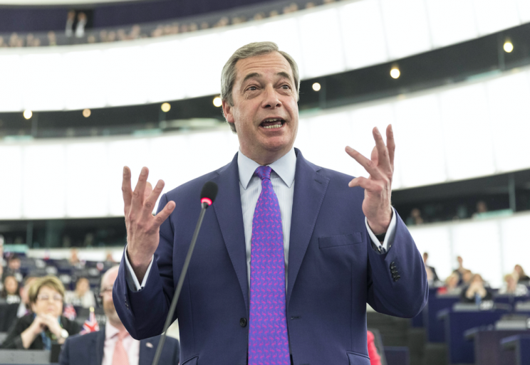 Farage likely to stand for an eighth time