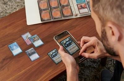 eBay's new image listing feature makes listings trading cards easier than ever and cuts listing time in half. To create a listing, sellers simply scan their trading cards using eBay's mobile apps for iOS and Android.