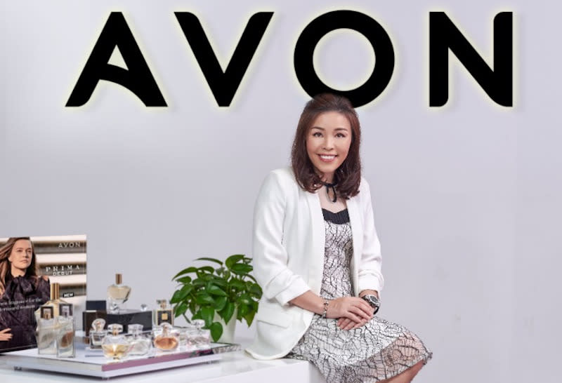 Avon Cosmetics (Malaysia) Sdn Bhd general manager Tan Mei Yen, noted that the company, which has an established presence in Malaysia spanning over 40 years, hopes to 'harness the power of beauty to transform lives for the better'. — Picture courtesy of Avon Cosmetics Malaysia