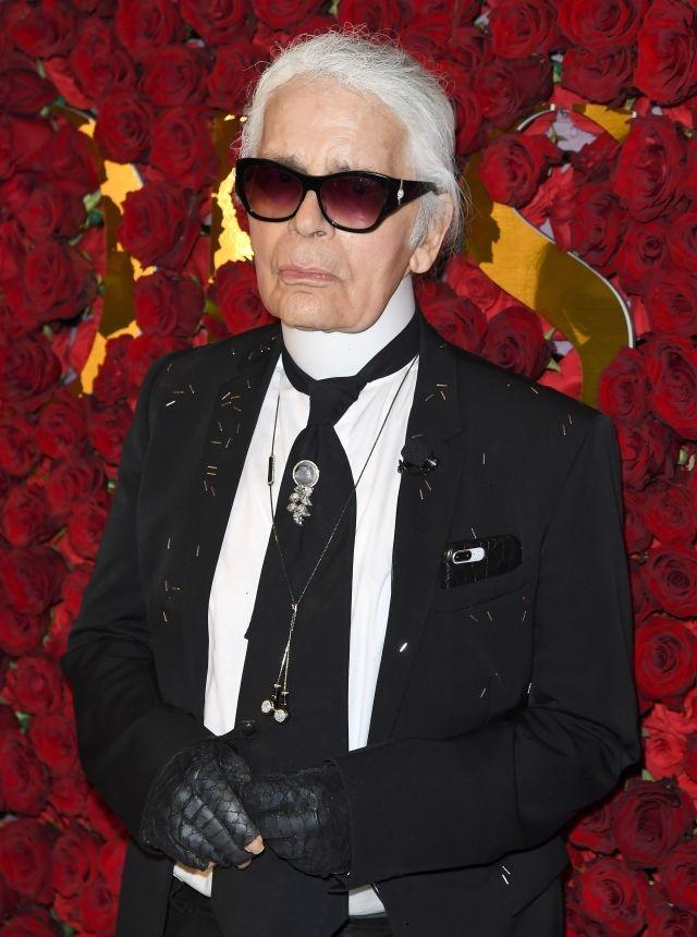 Karl Lagerfeld and Puma are cooking up a fashion collaboration