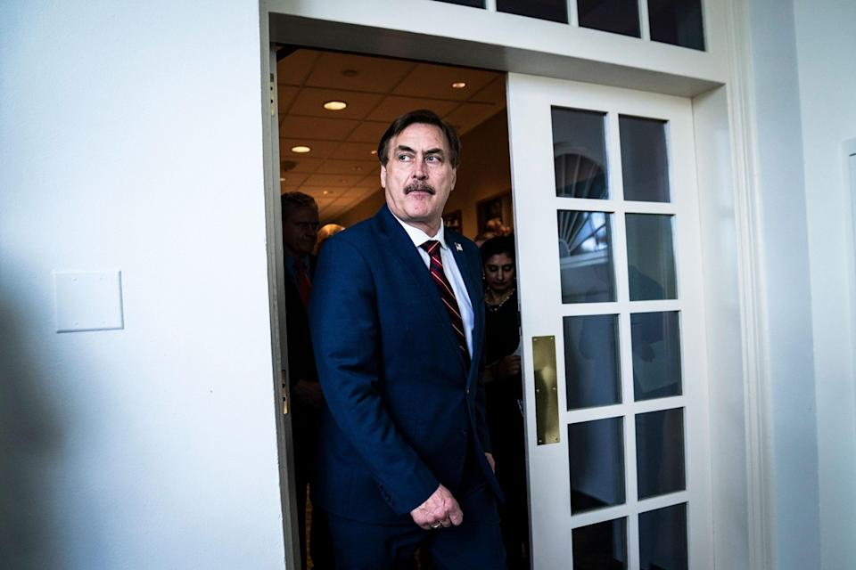 mike lindell white house