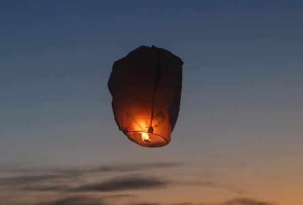 To mark what would have been Black's 23rd birthday, her friends and family released lanterns during vigils at Fort St. John's baseball fields and the beach on Gabriola Island.