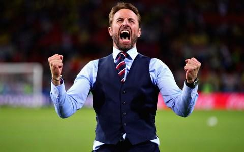 Gareth Southgate  - Credit: Getty