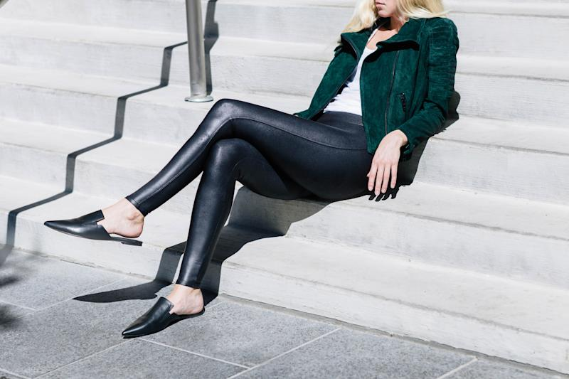 6d5dbe116 The Holy Grail of Black Leggings are on Sale Right Now
