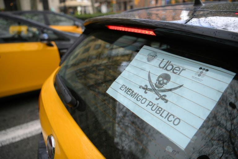 """Elite Taxi, a Barcelona-based association of drivers which has spearheaded the action against the ride-hailing services, believes the new app """"violates the tariff regime"""" imposed upon taxi drivers, bringing prices down."""
