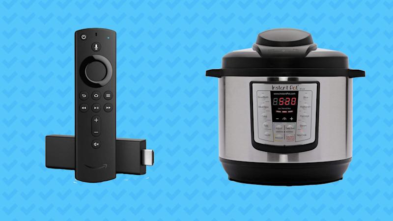 This Monday, save a bundle on streaming devices, Instant Pots, and more.