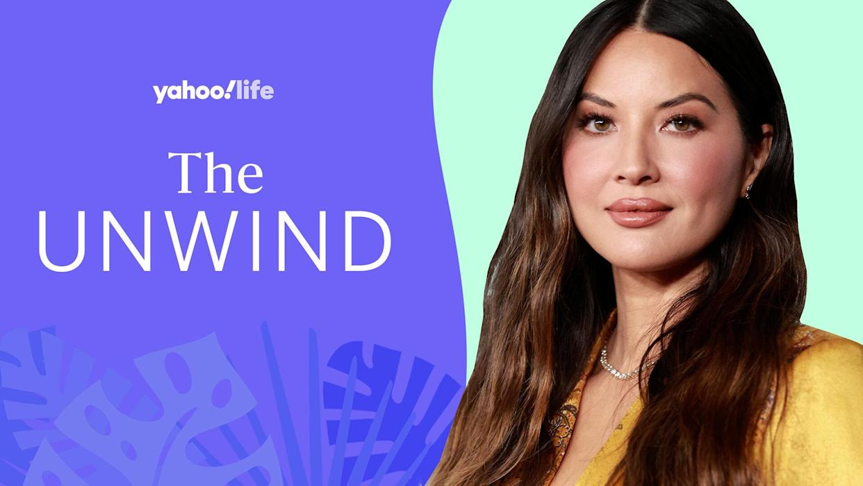 Olivia Munn shares her mental health strategies and talks pets. (Photo: Getty)