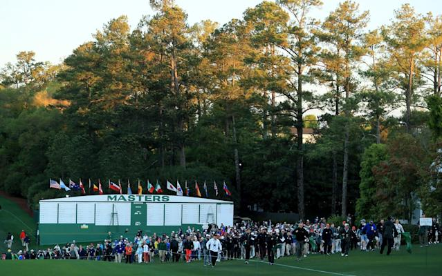 Day Two at Augusta promises to be a good one - Getty Images North America