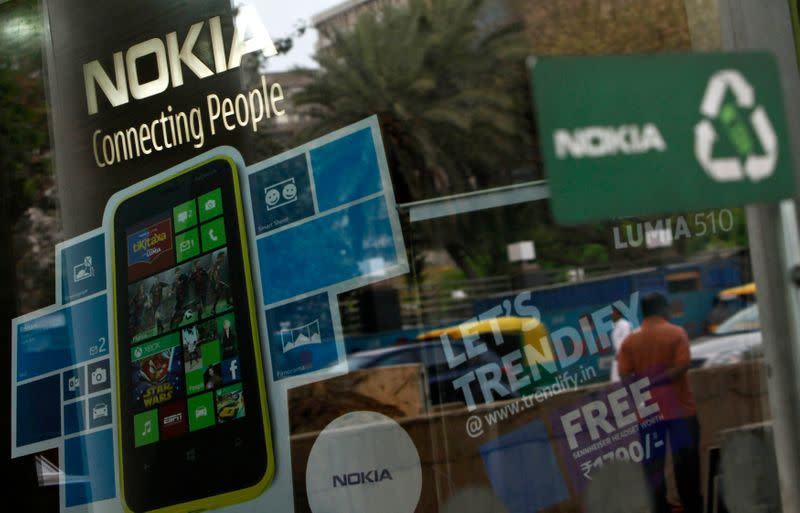 Nokia wins network equipment order from India's Bharti Airtel