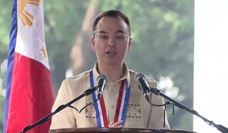 Cayetano gets highest approval, trust ratings, Pulse Asia survey says