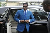 Teodoro Obiang was accused of diverting state assets into his own bank accounts to fund a luxurious lifestyle