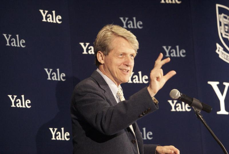 Robert Shiller (REUTERS/Michelle McLoughlin)