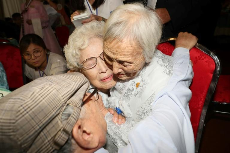 Guterres welcomed the inter-Korean family reunions that began on Monday, the first held in three years which follows a diplomatic thaw on the peninsula