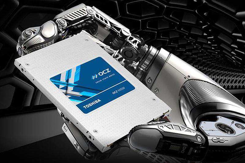 Toshiba addresses the mainstream storage market with new OCZ solid state drives