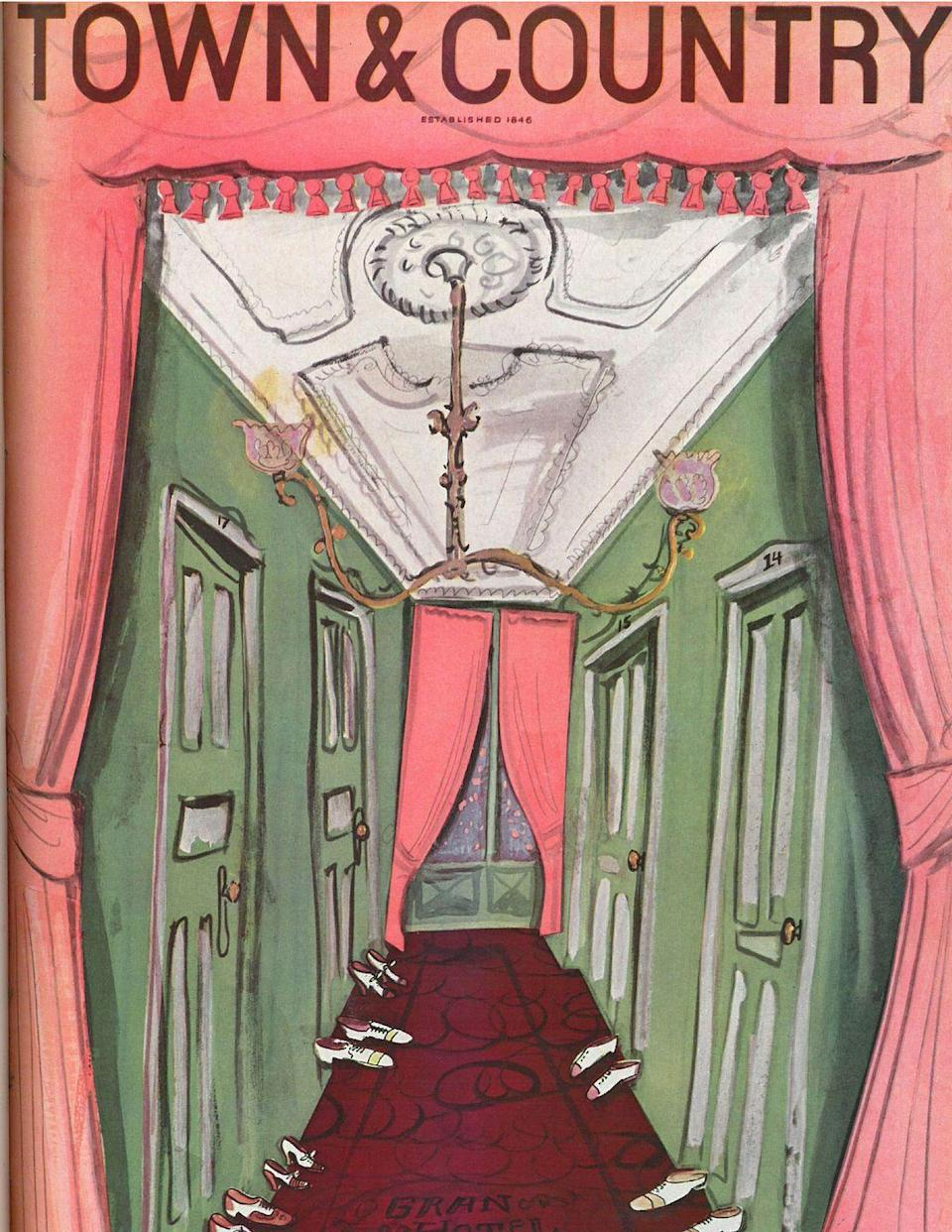 Photo credit: Ludwig Bemelmans for T&C