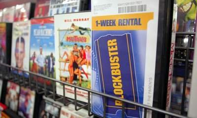 Blockbuster To Shut With 1,200 Job Losses