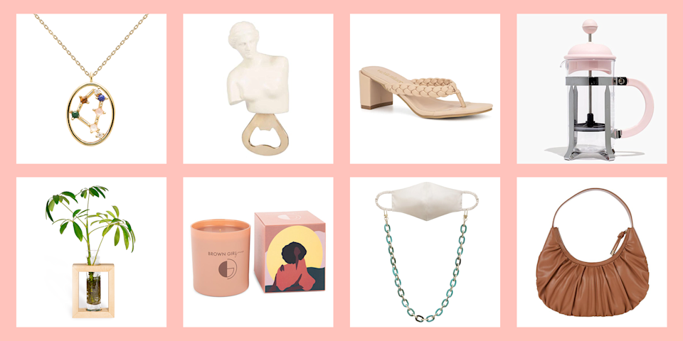 """<p>Ok, so you forgot about Mother's Day this year. To be fair, it's been March 2020 for 365+ days, so I really can't blame you for losing track of time. Don't worry, though–I've already put together a comprehensive shopping list packed full of easy, one-click <a href=""""https://www.seventeen.com/fashion/style-advice/tips/g935/mothers-day-gifts/"""" rel=""""nofollow noopener"""" target=""""_blank"""" data-ylk=""""slk:gift ideas Mom will love"""" class=""""link rapid-noclick-resp"""">gift ideas Mom will love</a>. </p><p>Just tap """"Add to Cart"""" on any one of these presents and you can officially check """"buy mom a gift"""" off your to do list, zero stress involved. Shop lavish self-care, elegant accessories, and elevated homegoods that feel super thoughtful (even if you literally bought it the day before). </p>"""