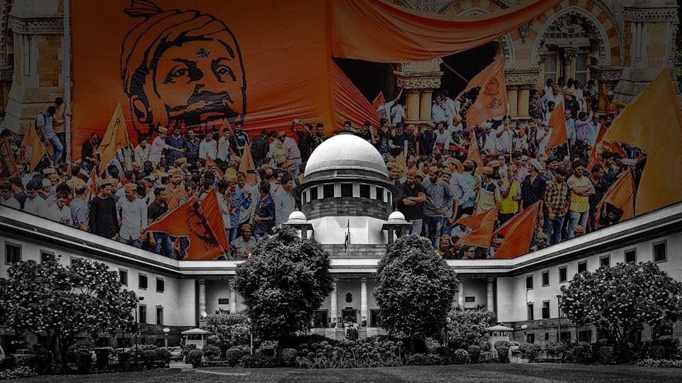 SC annuls Maratha quota; no review of 50% reservation cap