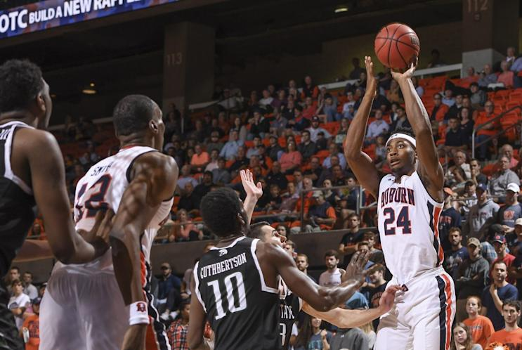 Why An Auburn Forward Turned Down Mit Stanford To Play For