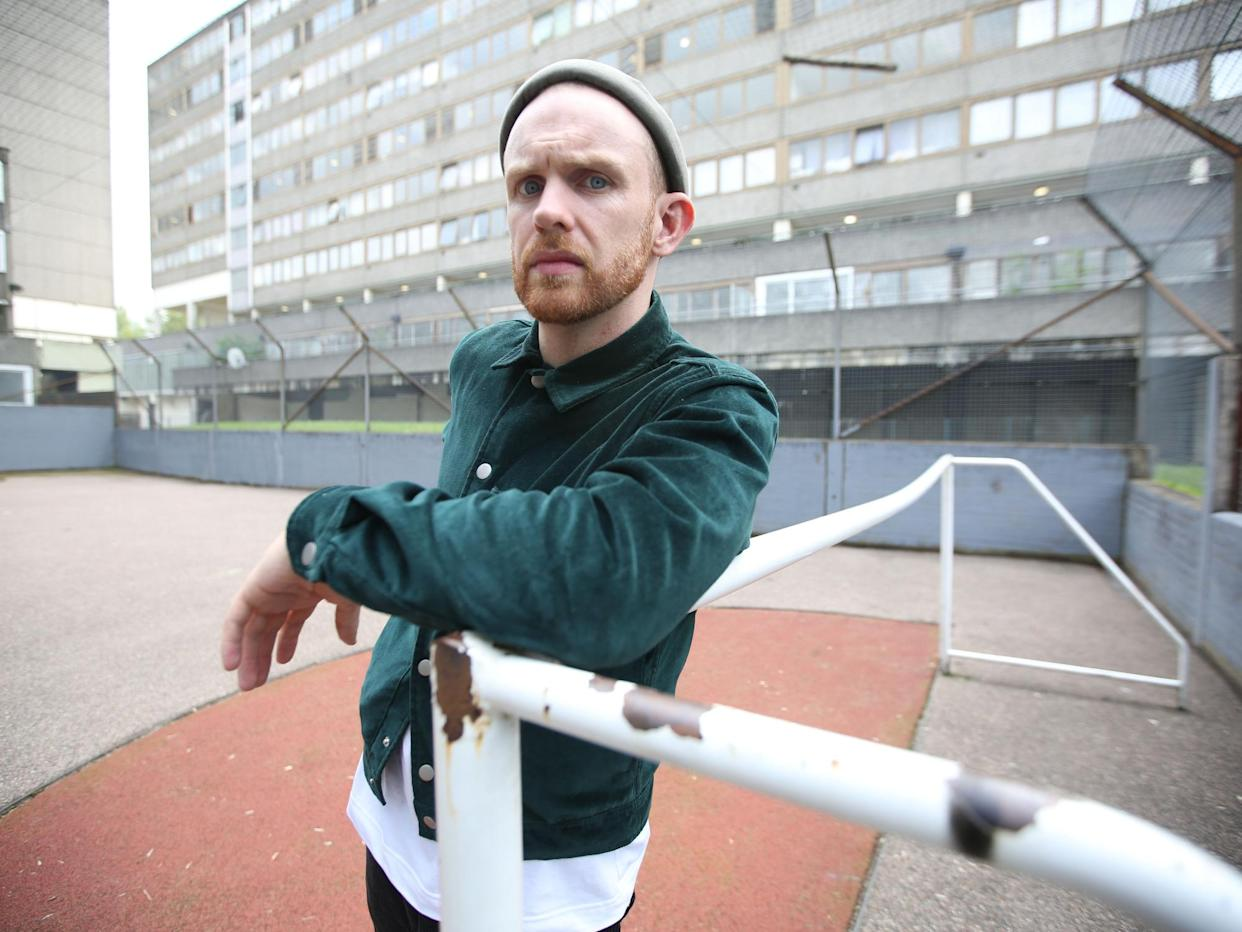 Programme Name: Panorama - Football's Broken Dreams - TX: 20/09/2021 - Episode: Panorama - Football's Broken Dreams (No. n/a) - Picture Shows:  Rory Carson - (C) BBC - Photographer: Charlie Mole
