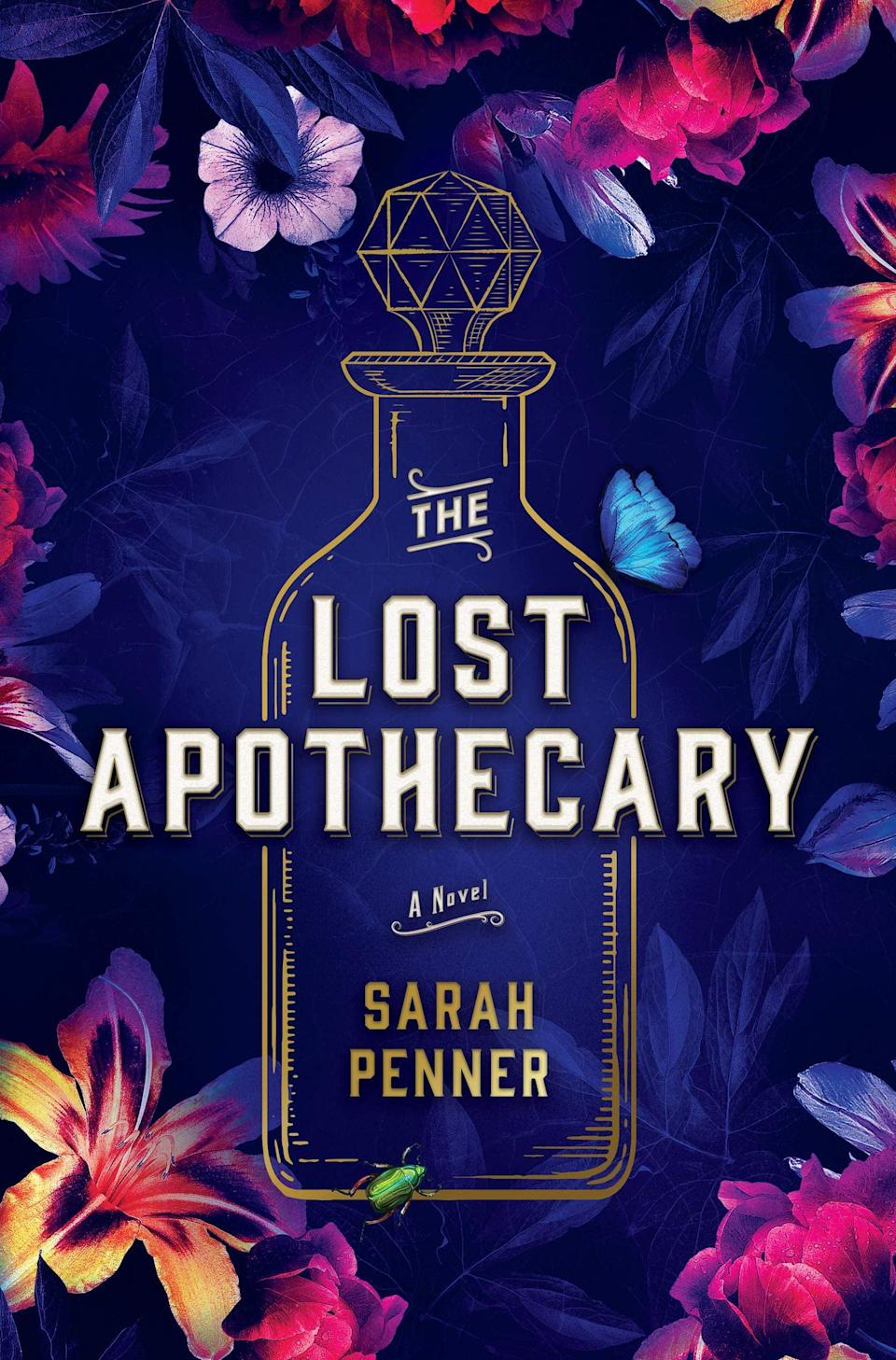 <p>Told across two timelines, <span><strong>The Lost Apothecary</strong></span> by Sarah Penner is a story about women who will do whatever it takes to survive. In the 1800s, an apothecary in London becomes a place where women who need to get rid of troublemaking men know they can go for help. Meanwhile, in the modern day, a historian named Caroline Parcewell is about to make a discovery about the apothecary murders that will turn her life upside down.</p> <p><em>Out March 2</em></p>