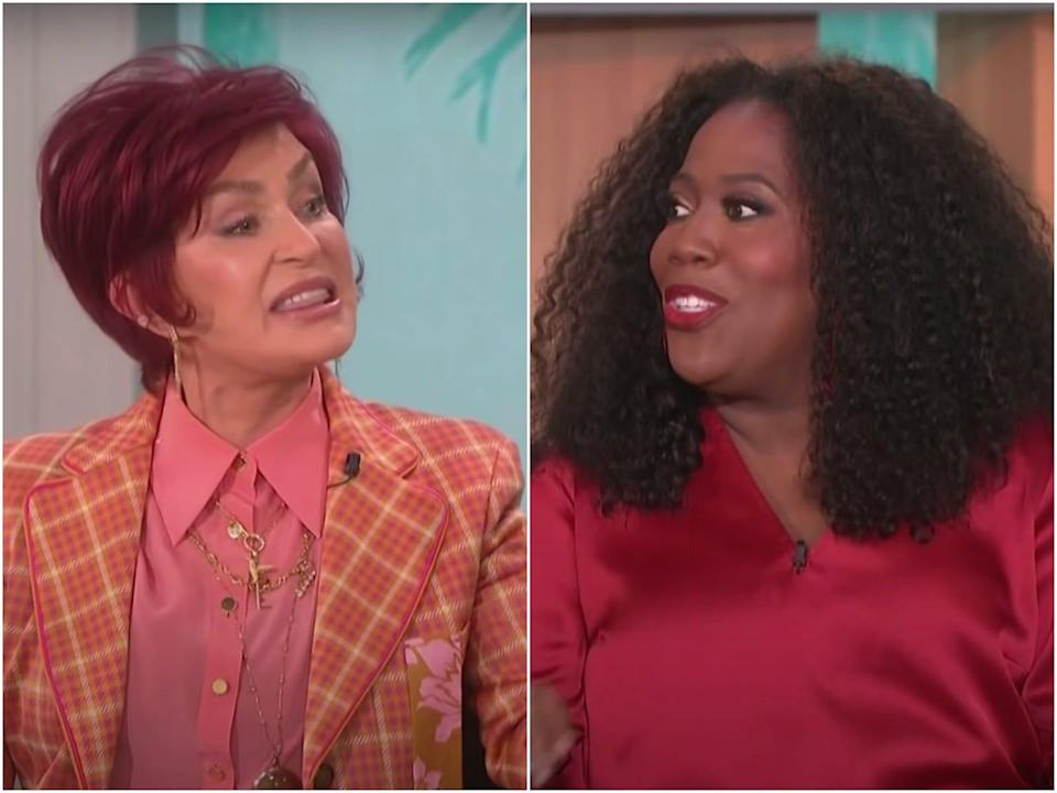 Sharon Osbourne S Cohost Filed A Complaint About The Talk S Racially Insensitive And Hostile Set Source Says