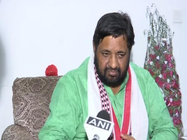 Minister of State (MoS) for Housing and Urban Affairs, Kaushal Kishore. (Photo/ ANI)