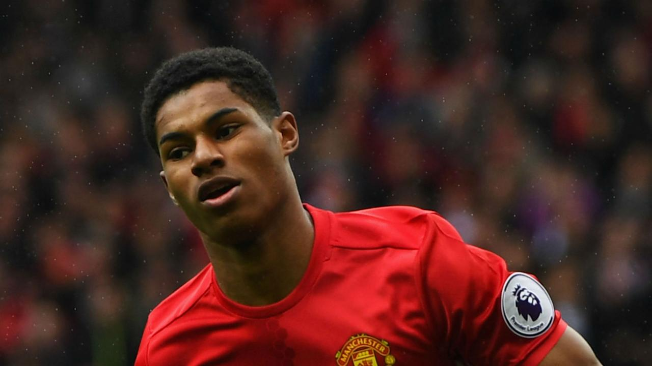 The Ajax CEO was impressed how the teenage striker remained grounded after helping the Old Trafford side to victory in Sweden