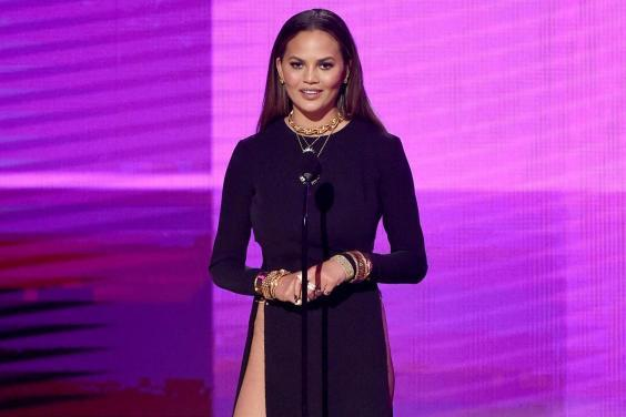 Laurel: Teigen claimed she could hear Laurel and not Yanny: Photo by Kevin Winter/Getty Images
