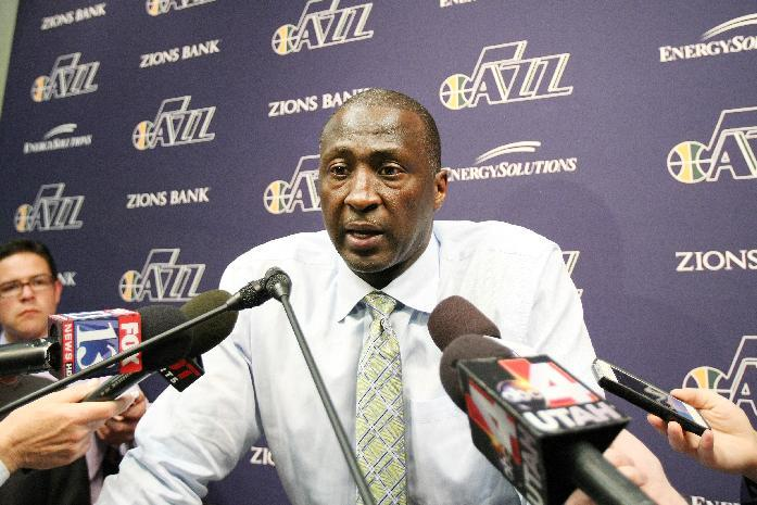 Jazz not bringing back head coach Tyrone Corbin