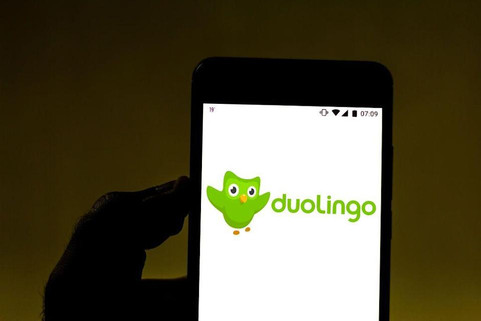 """<p>Just think how prepared you'll be for that long-awaited vacation with a free language learning app like Duolingo. Try one of our <a href=""""https://www.oprahmag.com/life/g28468651/best-language-learning-apps/"""" rel=""""nofollow noopener"""" target=""""_blank"""" data-ylk=""""slk:picks, here"""" class=""""link rapid-noclick-resp"""">picks, here</a>.</p><p><a class=""""link rapid-noclick-resp"""" href=""""https://www.duolingo.com/"""" rel=""""nofollow noopener"""" target=""""_blank"""" data-ylk=""""slk:GET THE APP"""">GET THE APP</a></p>"""