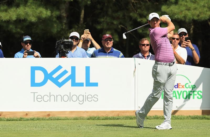 Jon Rahm takes 36-hole lead at Dell Technologies Championship