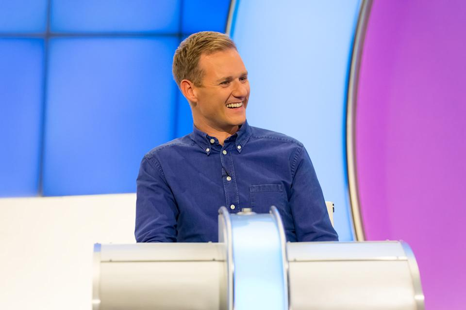 Dan Walker appearing on Would I Lie To You? (Endemol Shine/Brian J Ritchie)