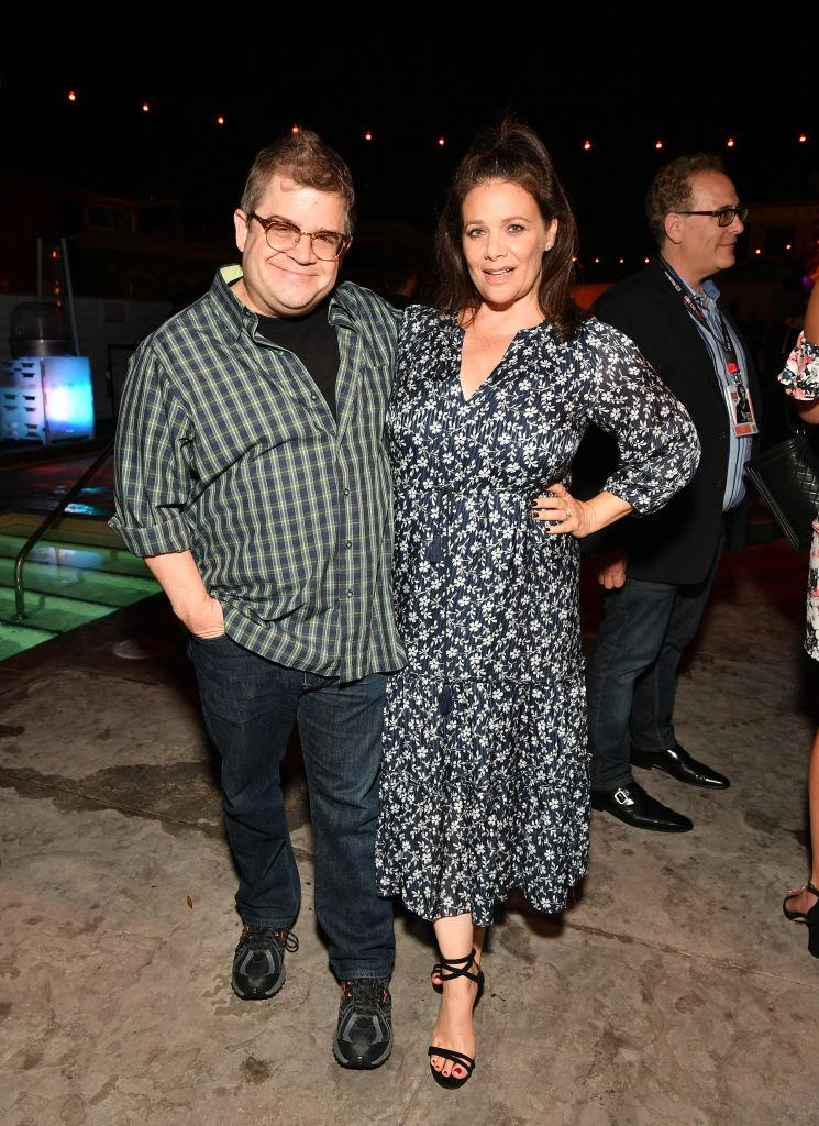 Patton Oswalt Lists L A Home Ahead Of Second Marriage