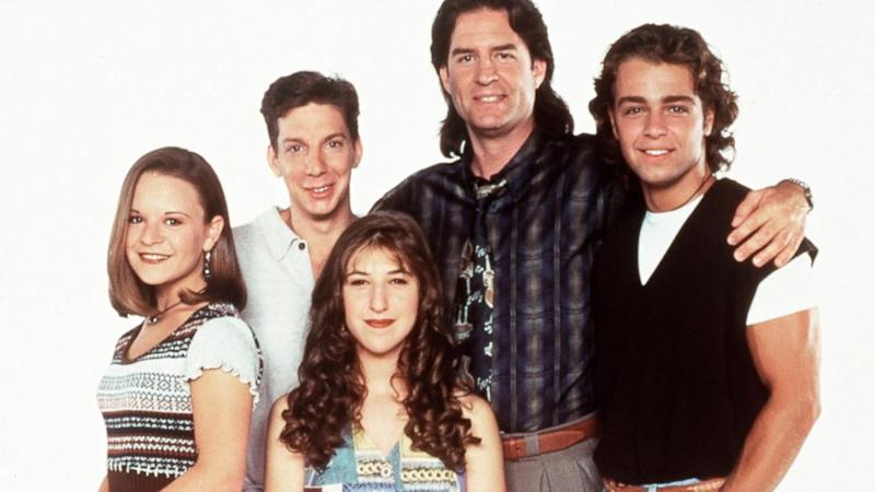 The Cast of 'Blossom' Reunites - See the Photo!