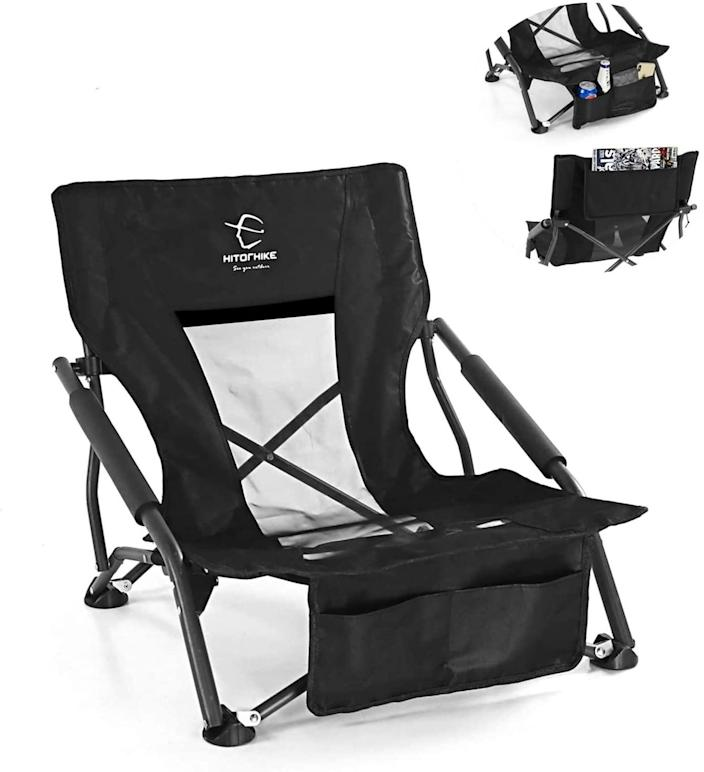 HITORHIKE Low Sling Concert Chair