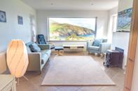 """<p>Check out the views from this quaint cottage in Lispole! The two-bedroom Airbnb overlooks the Atlantic and boasts panoramic views of Dingle Bay, Minard Castle and the MacGillicuddy's Reeks. It's homely and comfortable, providing a place that's all about enjoying the location - there's no TV to distract you from making the most of beautiful Kerry.</p><p><strong>Sleeps:</strong> 4</p><p><a class=""""link rapid-noclick-resp"""" href=""""https://airbnb.pvxt.net/b3m6qk"""" rel=""""nofollow noopener"""" target=""""_blank"""" data-ylk=""""slk:SEE INSIDE"""">SEE INSIDE</a></p>"""