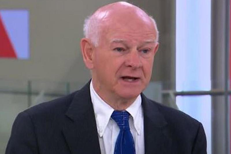RBS Chairman Sir Howard Davies
