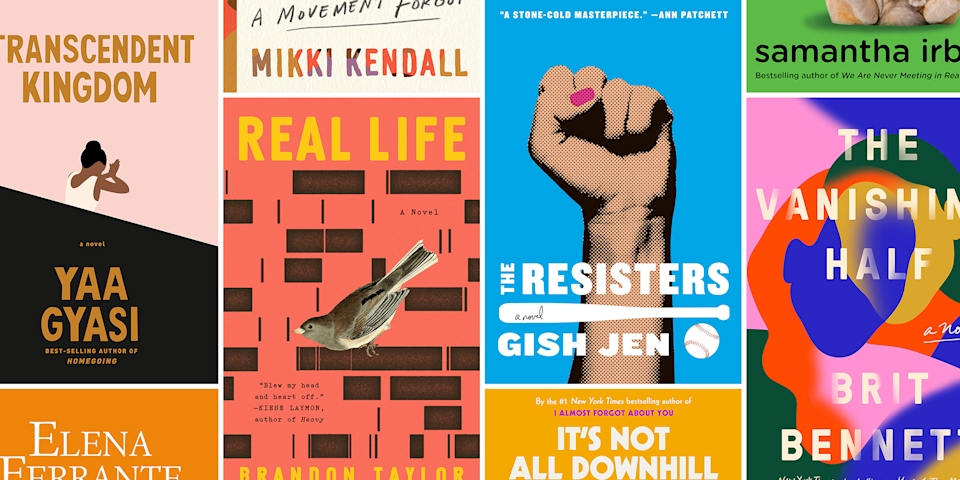 <p>2020 came and went fast, but fortunately, the publishing industry kept pace with the passage of time with a slew of the year's most anticipated titles. Here, take a look back at the best new books that arrived this year—and add them to your 2021 reading list if you haven't dug into them yet. </p>