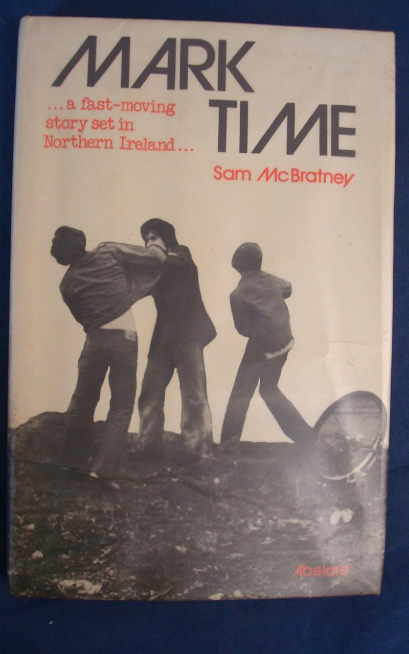 Mark Time was one of the first children's books to deal with The Troubles