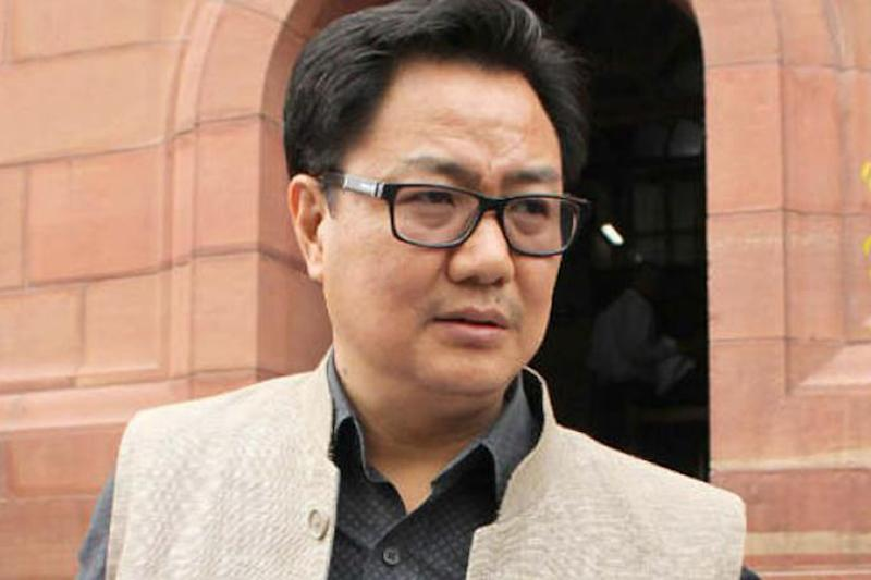 There is No Question of Going Public With the Provisions of Naga Accord, Says Kiren Rijiju