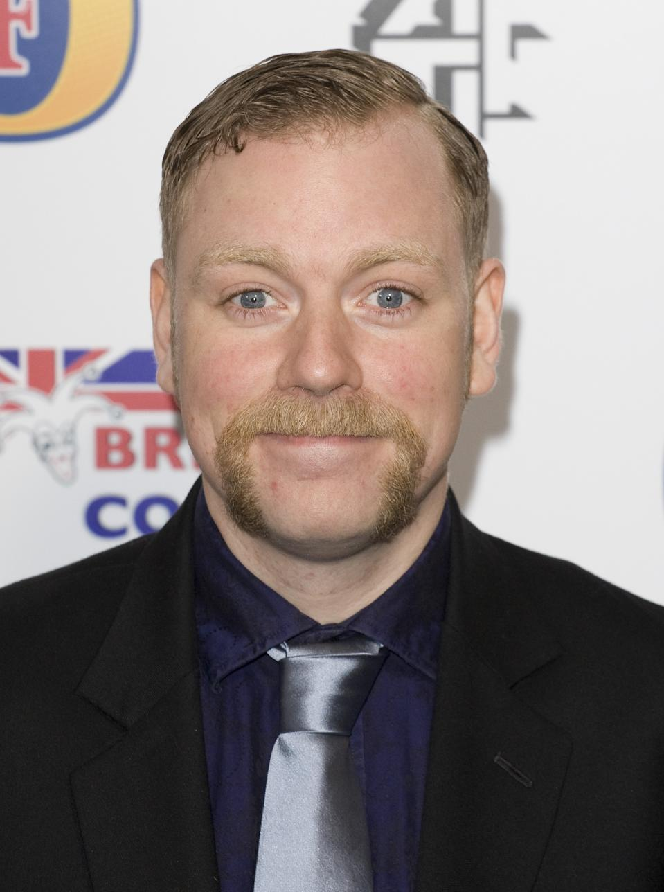 Rufus Hound Arriving For The British Comedy Awards At Indigo2, At The O2 Arena, London. (Photo by John Phillips/UK Press via Getty Images)