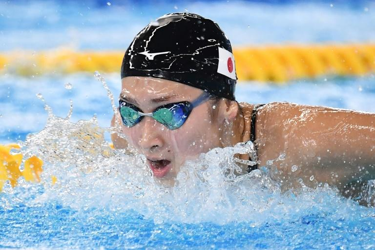 Rikako Ikee shot to fame at last year's Asian Games where she won a record six gold medals