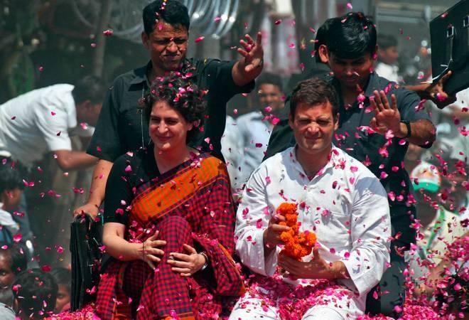 Priyanka Gandhi's Twitter followers increase at a faster pace than Ferrari!