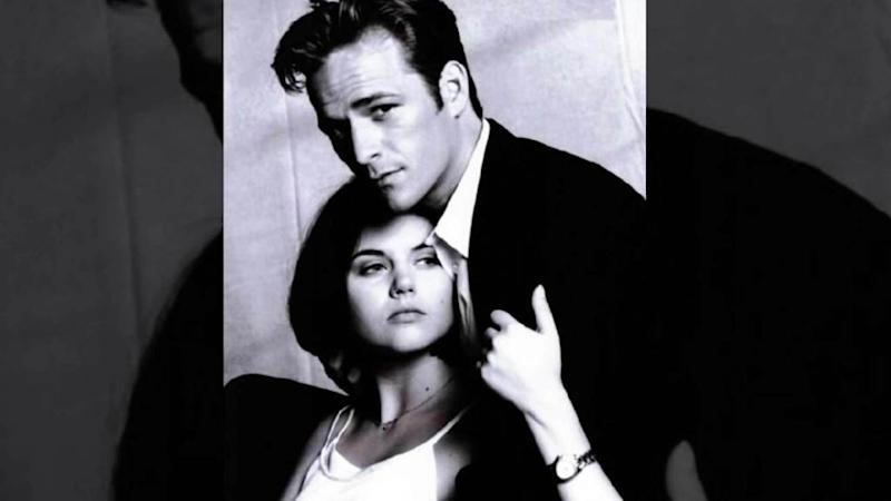 3ac8d82634192 Tiffani Amber Thiessen Remembers Luke Perry: 'Our World Has a Hole ...